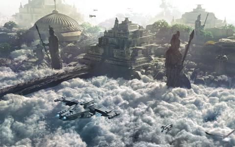 古代文明在云端