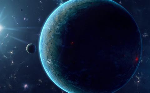 伟大的星球