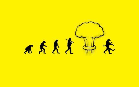 奇怪的进化