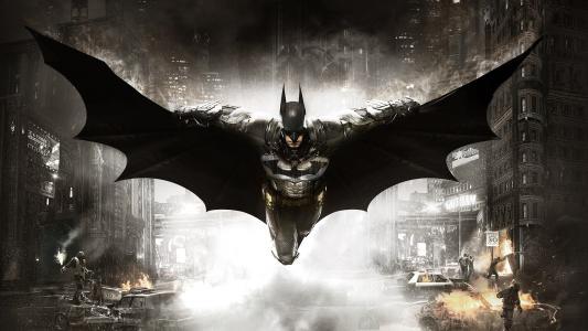 蝙蝠侠阿甘骑士游戏