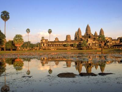 柬埔寨 - 被放弃的城市吴哥窟