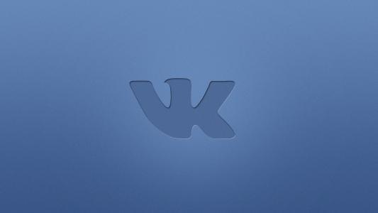 社交网络Vkontakte的标识