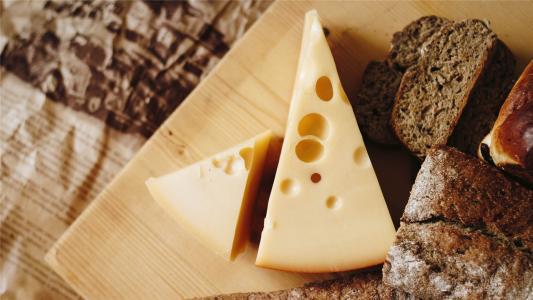 发酵的牛奶制品奶酪