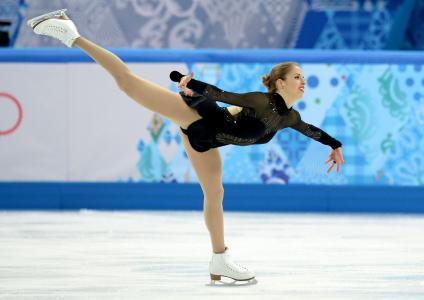 来自意大利卡罗莱纳州的科斯特纳在2014年索契奥运会上获得铜牌