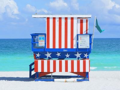 佛罗里达州迈阿密海滩