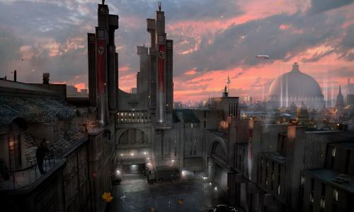 沃尔芬斯坦的世界游戏新秩序