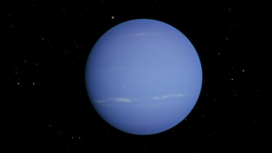 海王星对太阳系的第八颗行星