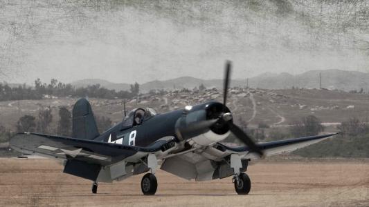古代的军用飞机