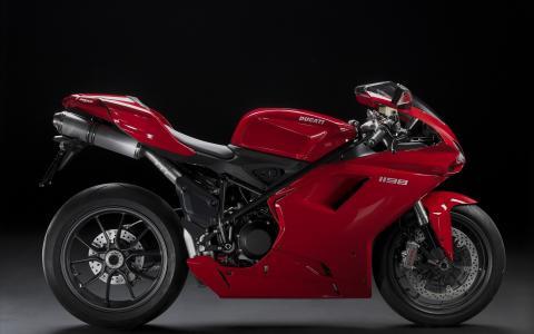 超级摩托车杜卡迪1198