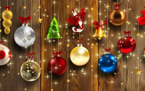 圣诞饰品2017年新的一年