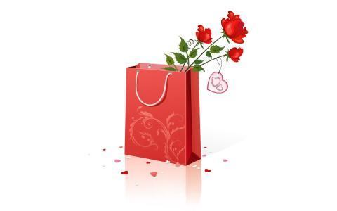 情人节的礼物