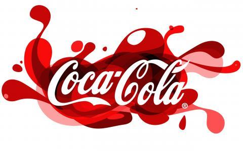可口可乐公司徽标