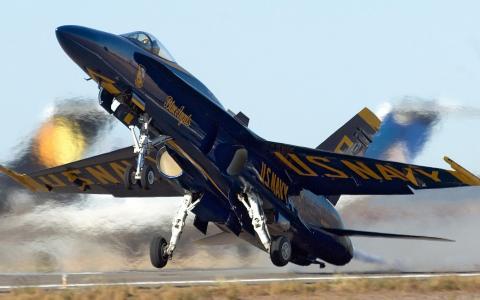 麦克唐纳·道格拉斯F / A-18大黄蜂