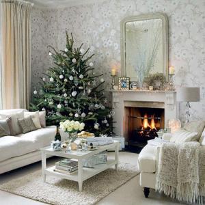 美丽的圣诞玩具2014年新的一年