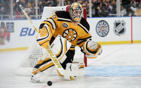 蒂姆·托马斯,波士顿,NHL,曲棍球