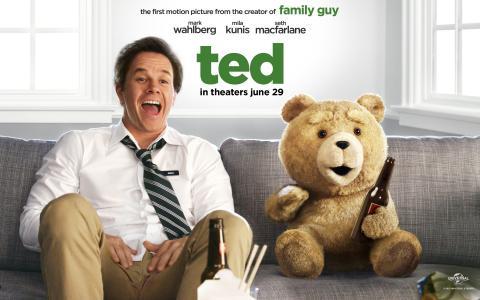 第三个额外(Ted)