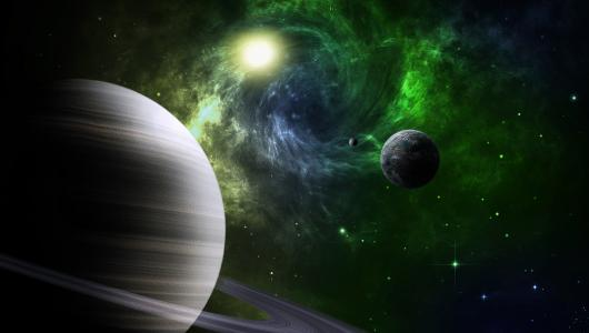 土星的星环