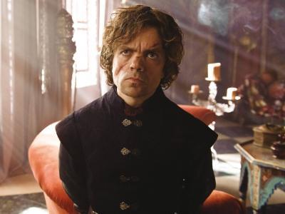 彼得Dinklage作为Tirion Lannister