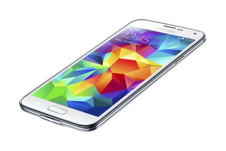 时尚的三星Galaxy S5