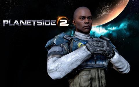 电子游戏Planetside 2