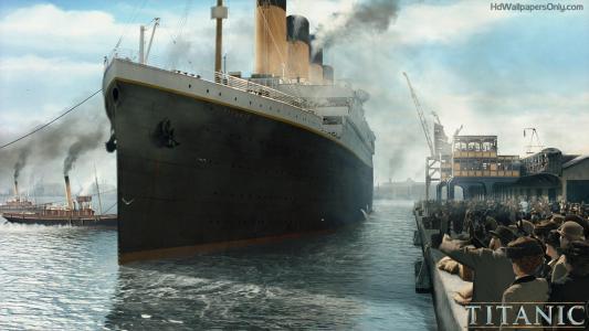 泰坦尼克号去了路