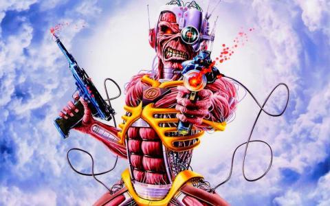 机器人与武器