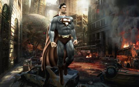 DC宇宙超人