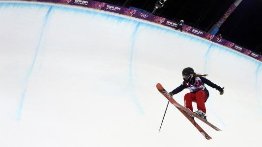 美国自由职业者马迪鲍曼获得金牌