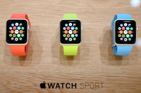 苹果手表体育
