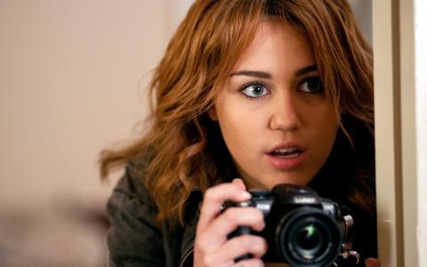 麦莉赛勒斯用相机