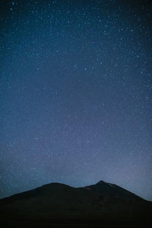 漂亮星空微信背景