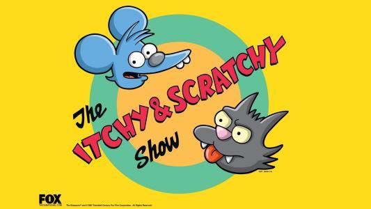 关于猫和老鼠的动画片