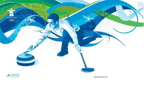 温哥华2010年冰壶