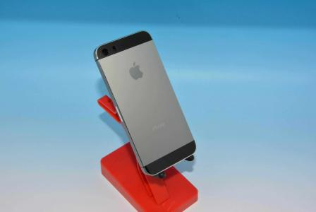 Iphone 5S色彩空间灰色的立场
