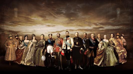 俄国沙皇王朝