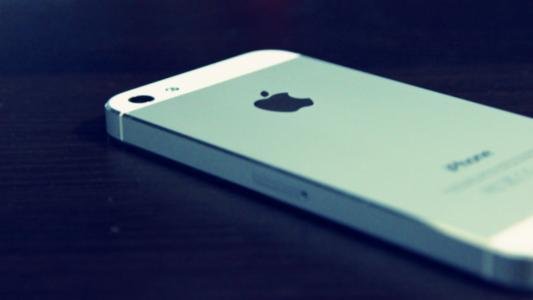 Iphone 5S新的壁纸