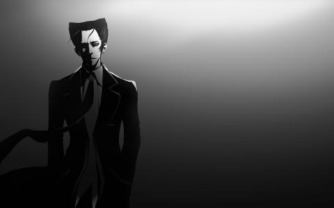 黑暗英雄动漫物语系列