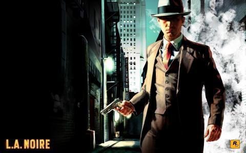 洛杉矶黑人侦探