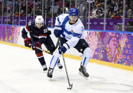 芬兰国家曲棍球队铜牌