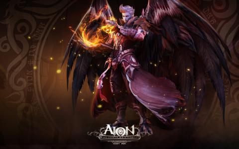 魔族人物,永恒之塔在线游戏