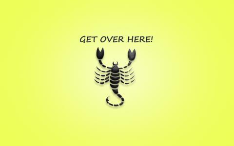 蝎子的标志