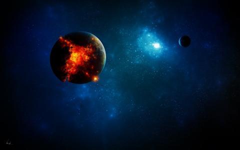 这个星球的核心
