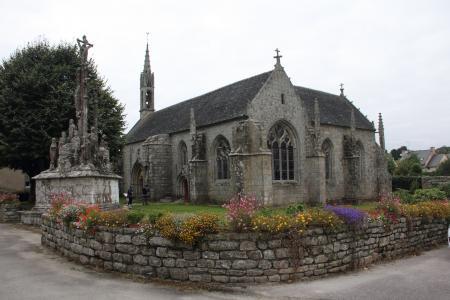 教会在法国布列塔尼
