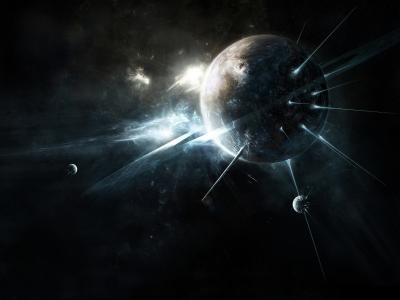 在这个星球上的光线
