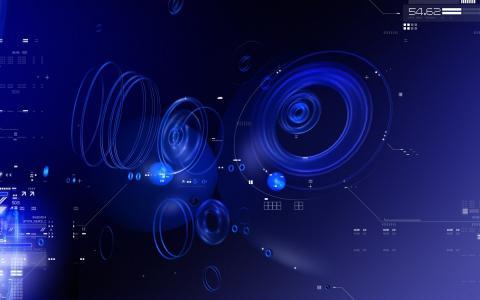 蓝色的技术圈子