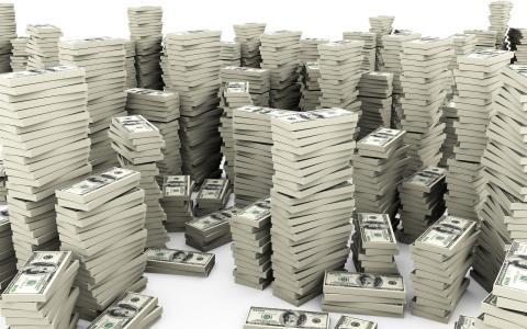 数百万美元