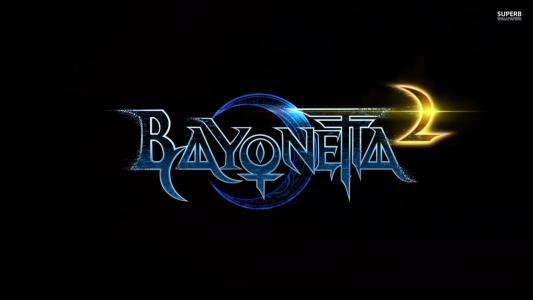 热门游戏Bayonetta 2