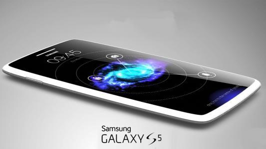 三星Galaxy S5中的整个宇宙