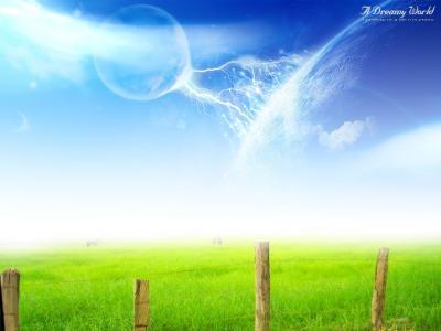 闪亮的神奇世界