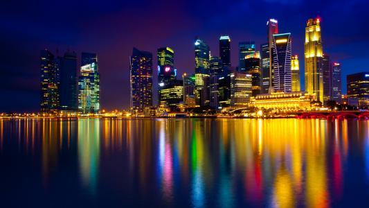 滨海湾新加坡